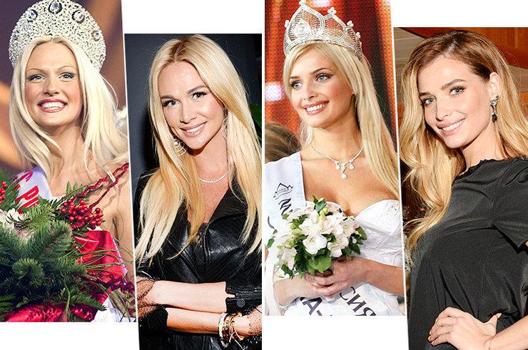 Самые красивые: как изменились Федорова, Лопырева и другие «Мисс Россия»