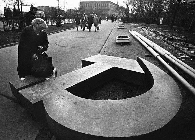 Проедая советское прошлое