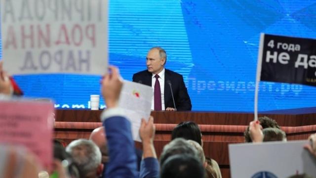Почему Путин за социализацию…