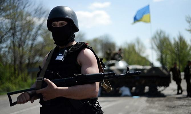 Турчинов: вооруженные силы Украины приведены в полную боевую готовность