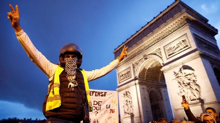 Le Figaro: пришло время сказ…