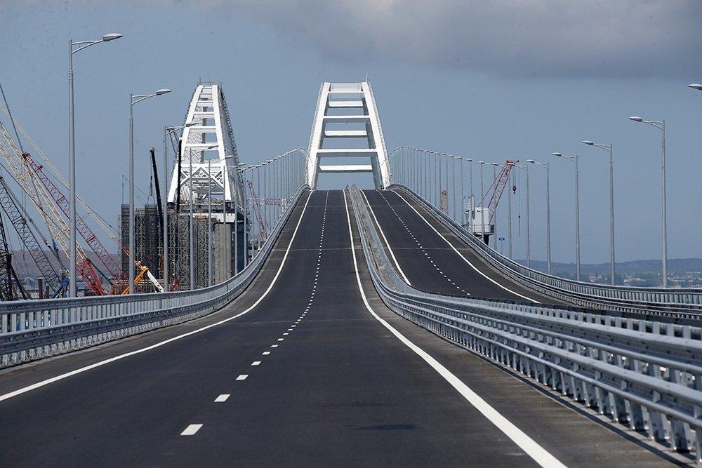 Видеотрансляция: Церемония открытия Крымского моста