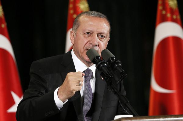 Эрдоган плюнул на Украину