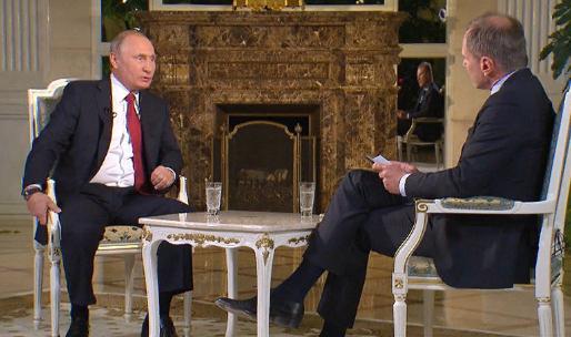 Путин: как низко пало всё в информпространстве на Западе