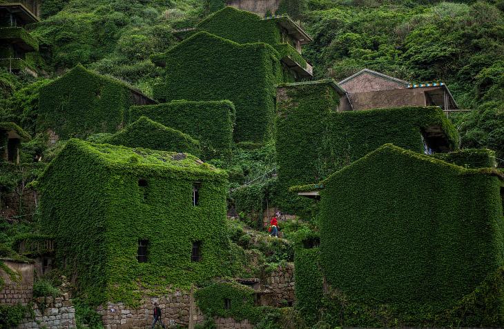 Остров-призрак Шэншань
