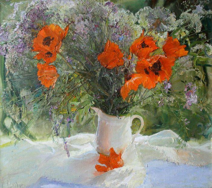 художник Мария Щербинина картины – 13