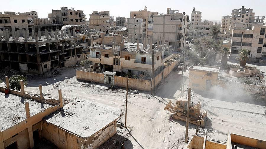 В Сирии зафиксировано семь нарушений режима тишины