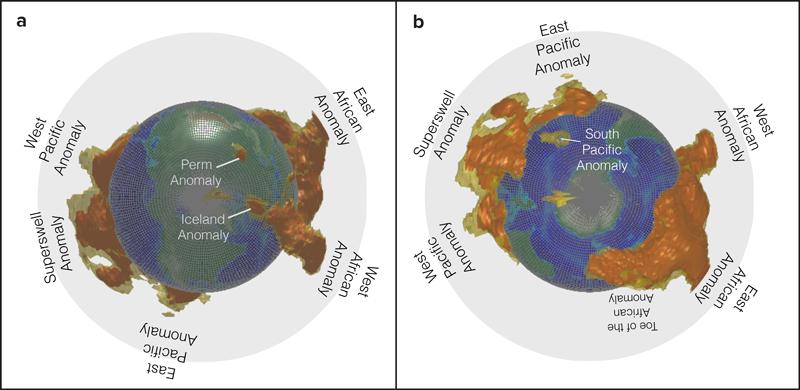 Внутри Земли ученые обнаружили странное геология, земная кора, интересно, мантия, наука, открытия, пузыри Земли, ученые