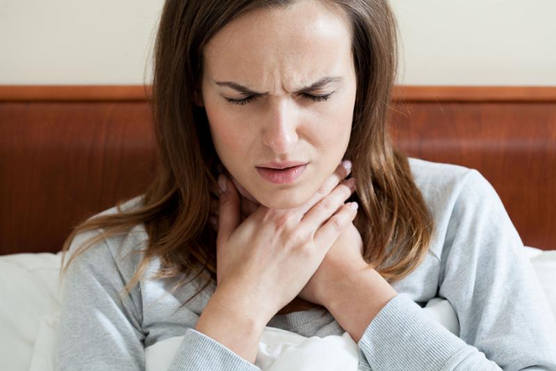 Рецепт натурального средства при боли в горле