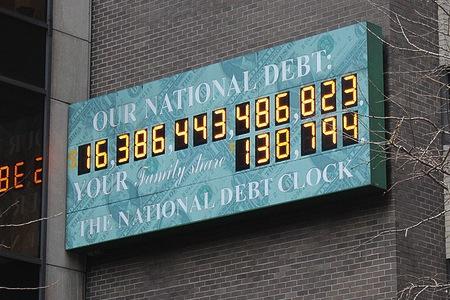 Что будет, если мир сбросит американский госдолг?