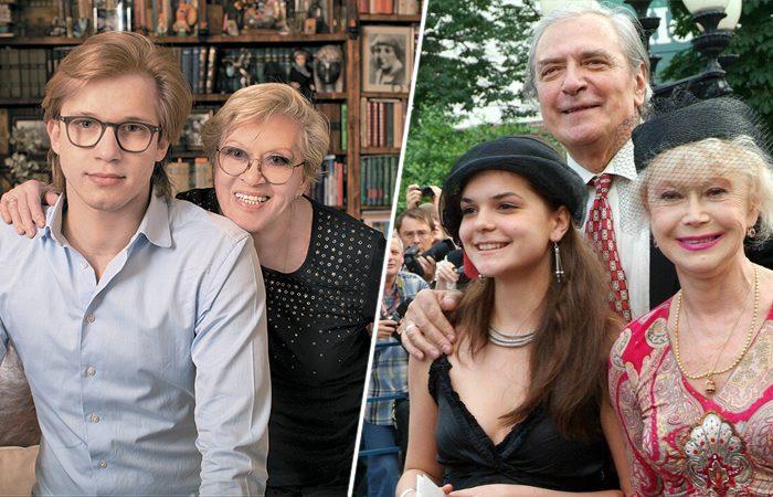 Внуки известных советских актёров, которые пошли по стопам своих дедушек и бабушек