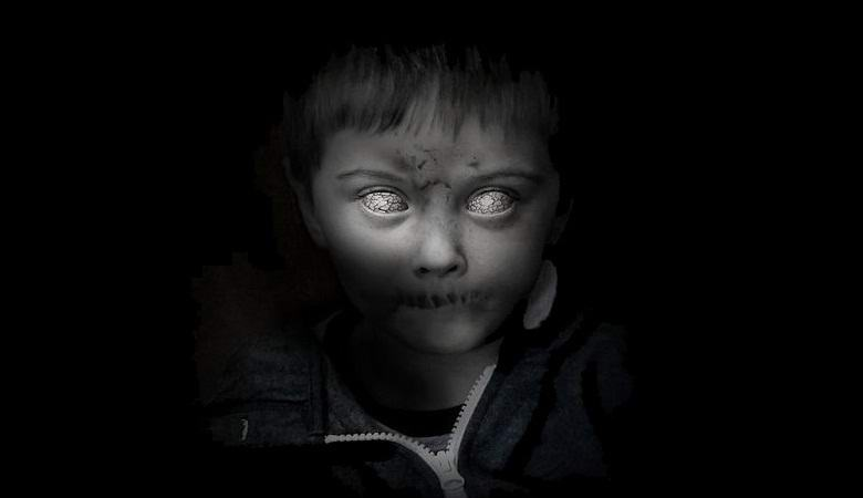 Призрак ребенка проскользнул…