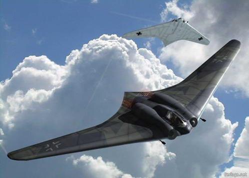 Сталин отправил инопланетян в США на «летающей тарелке» Гитлера