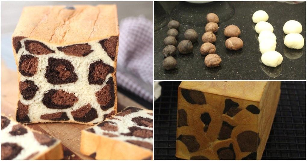 Леопардовый хлеб — рецепт, который никого не оставит равнодушным