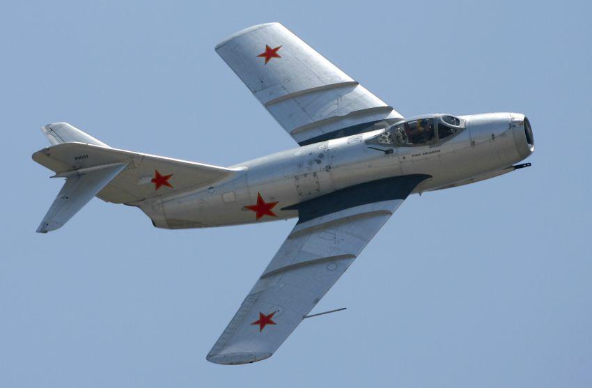 Авиация, Миг15, самолет, конфликт, США