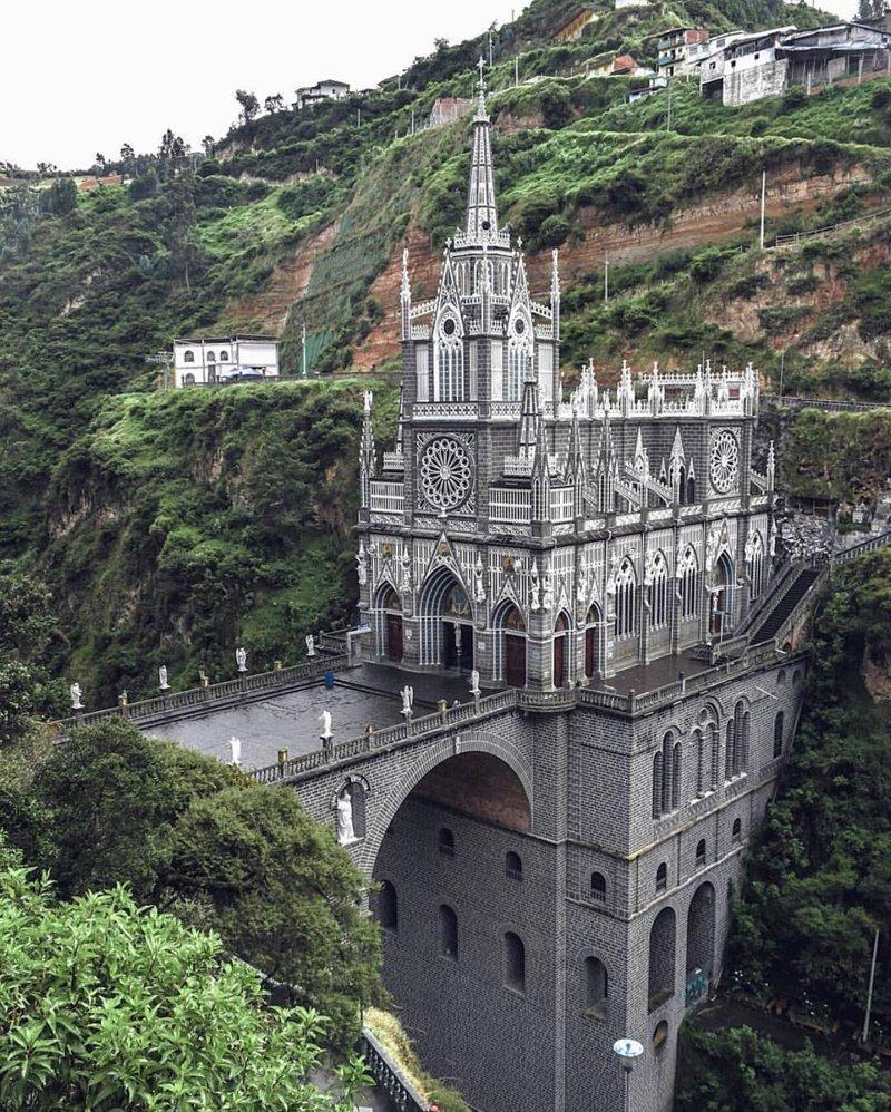 Ipiales, Nariño, Colombia красивые места, мир, планета, природа, путешествия