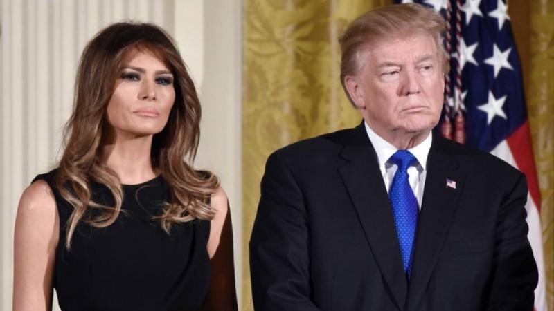 Трампы разводятся