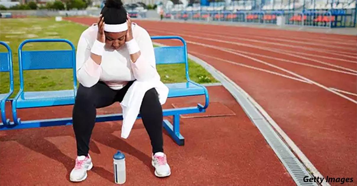 Неожиданная причина, почему занятия спортом могут заставить вас потолстеть