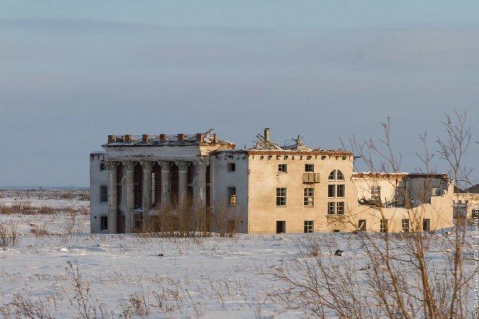 Промышленный, Республика Коми города, запустение, история
