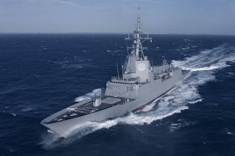 Передовые фрегаты класса F110: компактные мастера ПВО, применившие концепцию радара AMDR