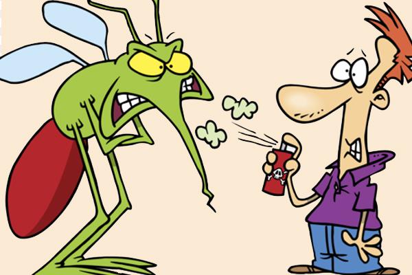 Народные методы отпугивания комаров! Пригодятся