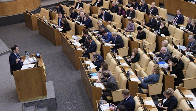 Володин призвал депутатов голосовать в Госдуме по совести