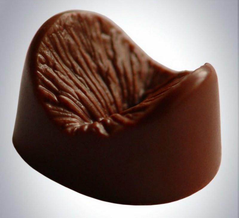 Шоколадные попки: Британские…