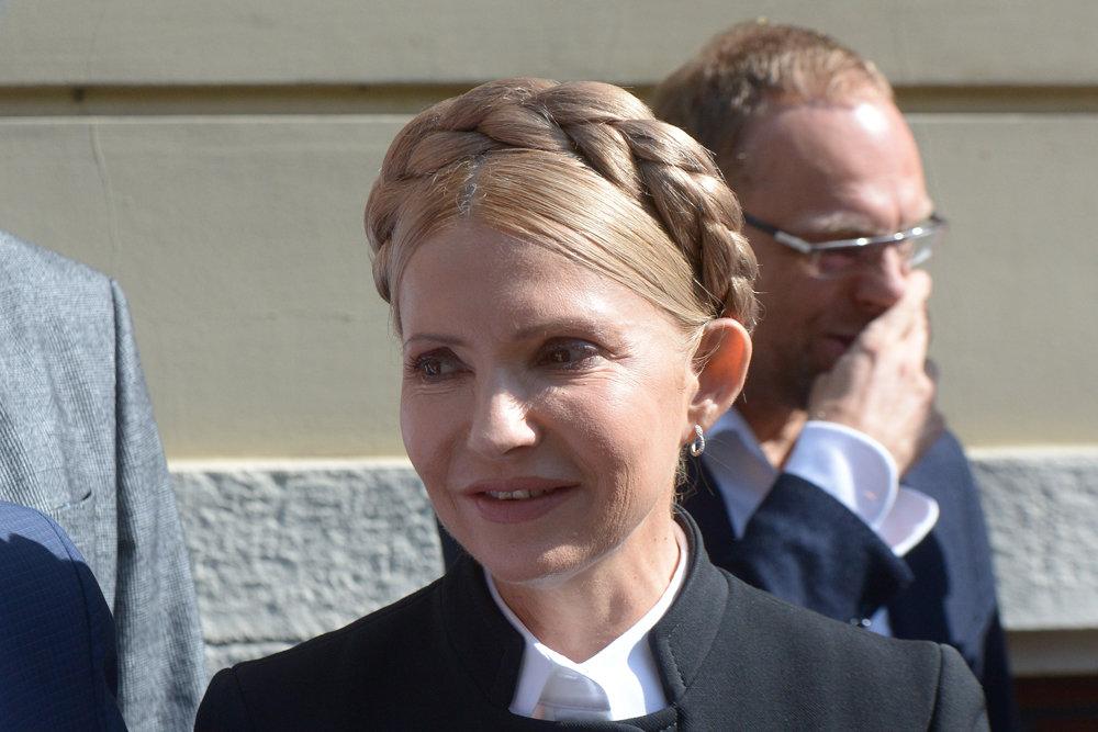 """Тимошенко обвинила Порошенко в """"унизительном вранье"""""""
