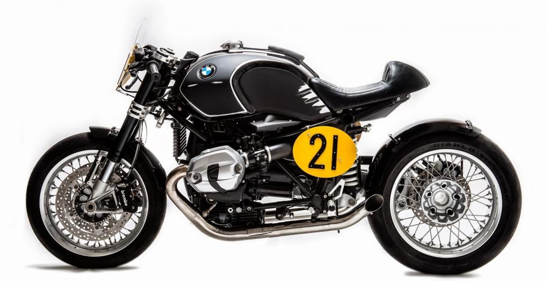 Фото BMW, BMW R nineT, Spirit of Zeller, Officine Sbrannetti