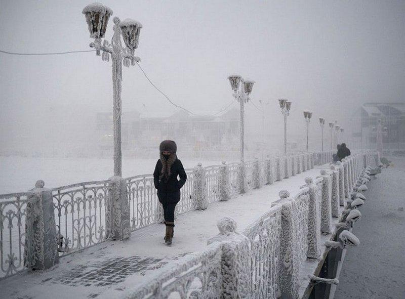 Фотографии городов — Якутск