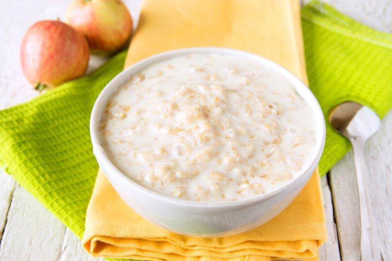 2. Молочные каши антиоксиданты, витамины, каши, ликопин, польза, сочетание продуктов