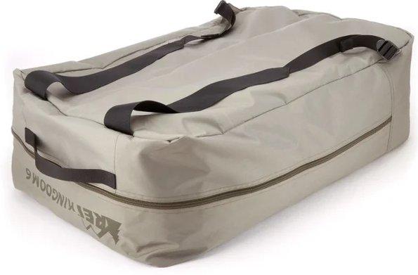 Палатка собирается в рюкзак весом почти 9 килограмм