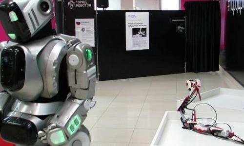 Человечеству грозит война с машинами
