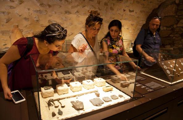 В Иерусалиме открыли музей времени Иисуса