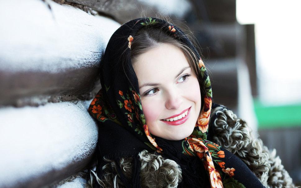 Русские женщины ...