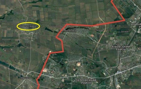 Бой под Красногоровкой: ВСУ могли быть разгромлены