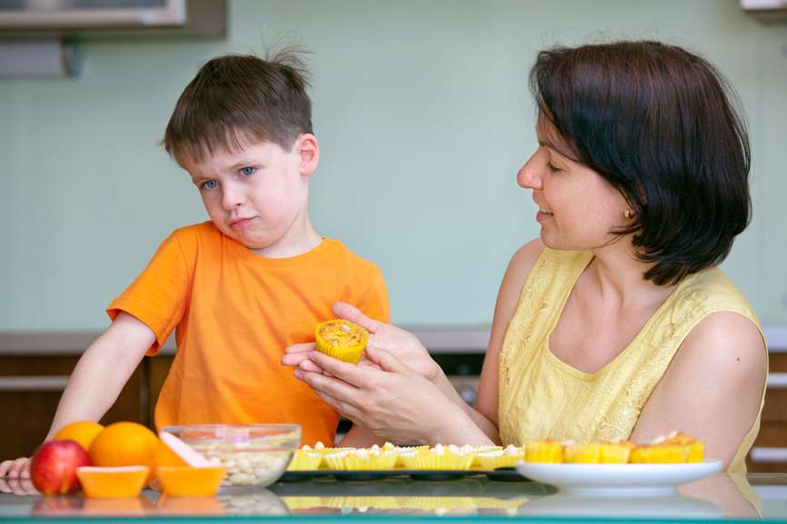 10 вещей, которые нельзя заставлять делать ребенка.