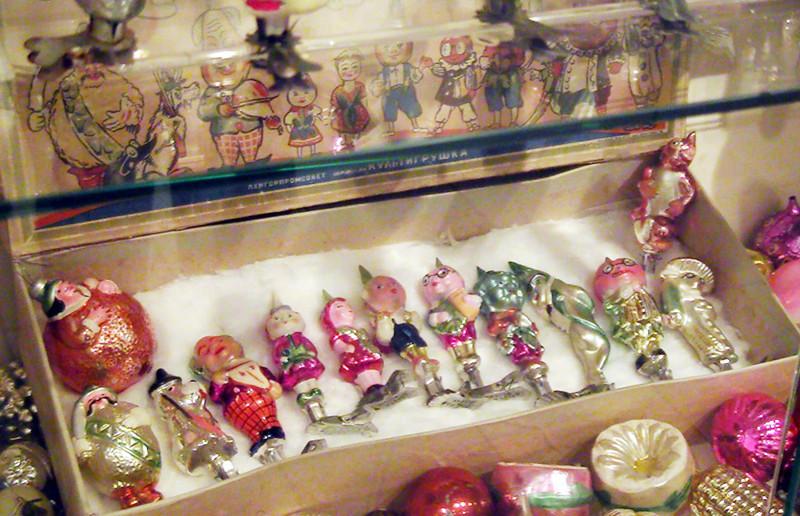Елочные игрушки. СССР, истории, ностальгия, факты.