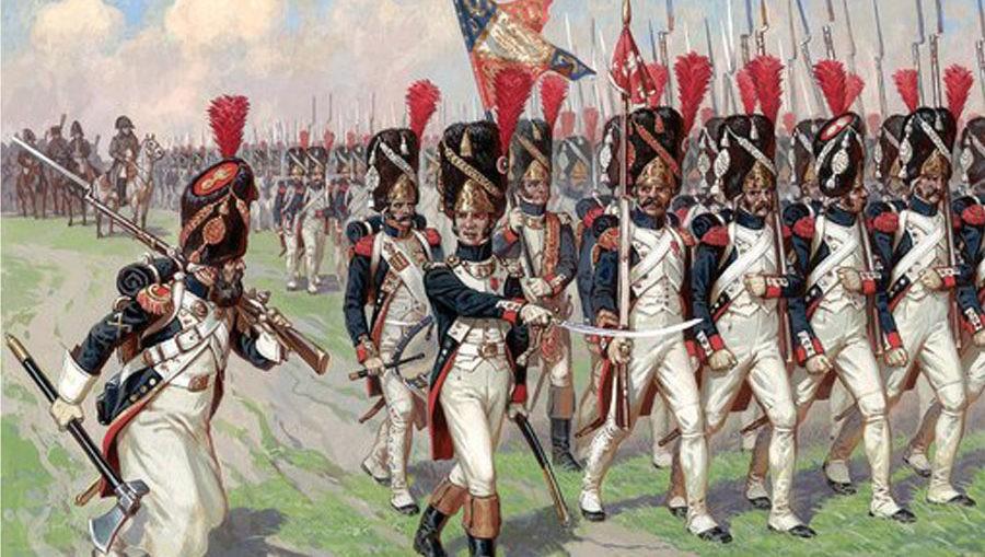 Почему французские солдаты с…