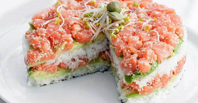 Большое и быстрое суши для п…