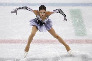Загитова выиграла короткую программу на Олимпиаде в Пхенчхане