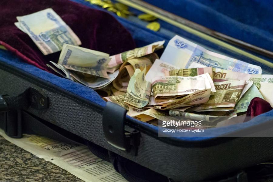 О высочайшем уровне доверия к рублю