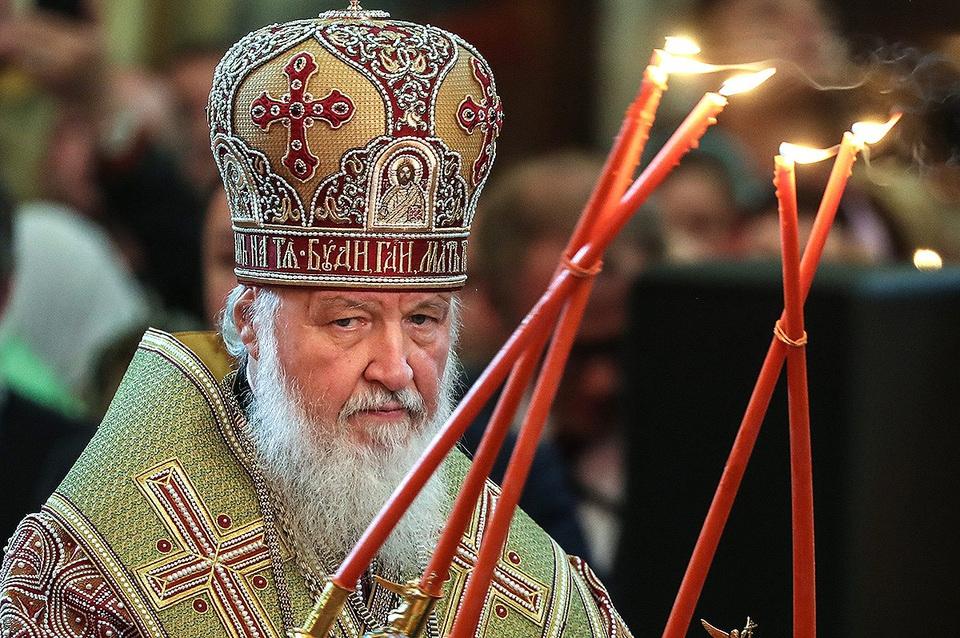 Патриарх Кирилл усмотрел в г…