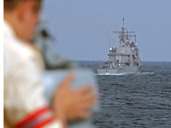 Британский флот не может обнаружить в Атлантике российскую атомную подлодку