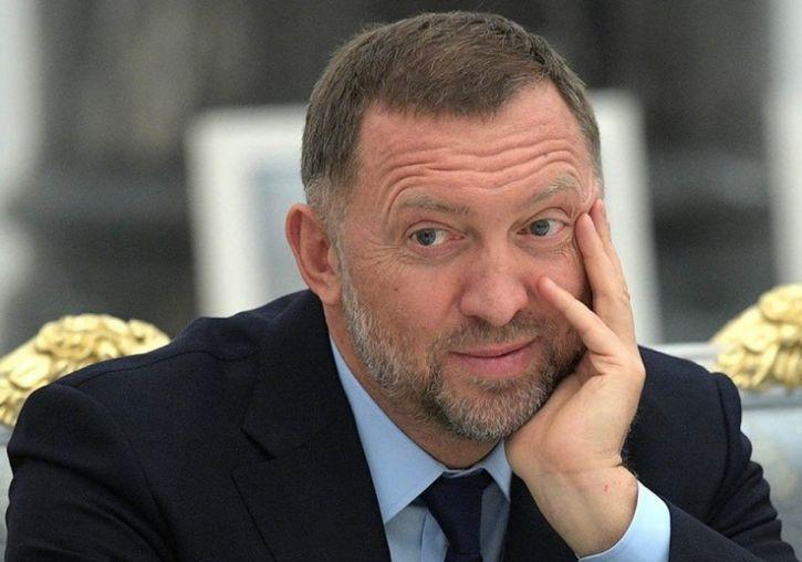 """Дерипаска отказался выдвигаться в совет директоров """"Норникеля"""""""