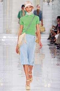 мода весны лета 2012 Ralph Lauren