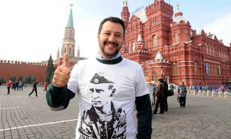 Опасный прецедент: как победа в Италии «друга Путина» Маттео Сальвини повлияет на Украину