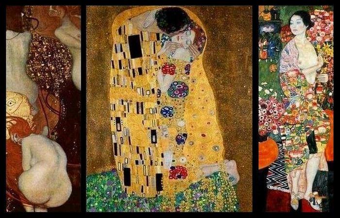 Византийские женские иконы Климта: В чём секрет популярность картин художника