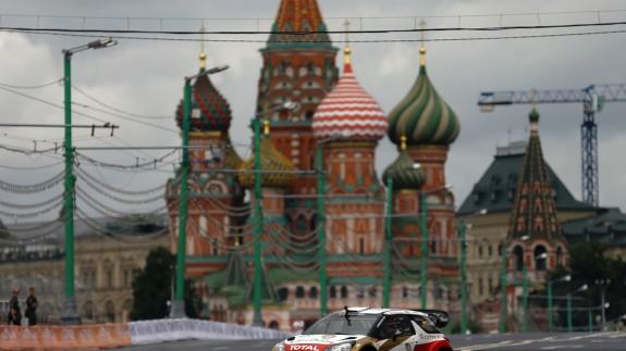 Столица готовится к Moscow City Racing 2014