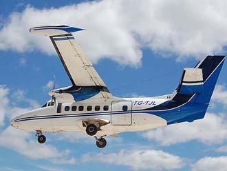 Российские авиакомпании получили первую партию новых самолетов Л-410